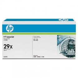 Обмен картриджа HP 5000/5100 (С4129X)