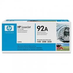 Обмен картриджа HP LJ C4092