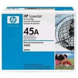 Обмен картриджа HP 4345 (Q5945A)