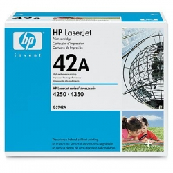 Обмен картриджа HP 4250/4350 (Q5942A)