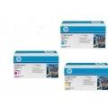 Заправка картриджа HP CF031A, CF032A, CF033A