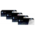 Заправка картриджа HP CE341A/CE342A/CE343A