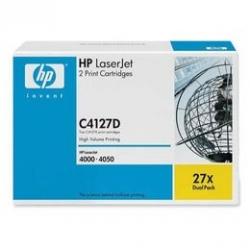 Обмен картриджа HP 4000/4050 (C4127)