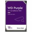 Western Digital Purple — 18 ТБ для видеонаблюдения