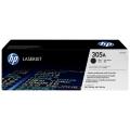 Заправка картриджа HP 305A/ CE410A