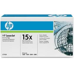 Обмен картриджа HP LJ C7115X