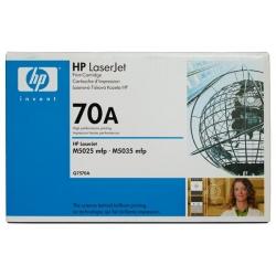 Обмен картриджа HP 5025/5035 (Q7570A)