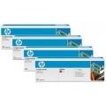Заправка картриджа HP CB381A/ CB382A/ CB383A