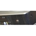Системный блок HP compaq dc7800