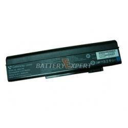 Усиленная оригинальная аккумуляторная батарея Gateway SQU-412 black 6600mah 14.4V