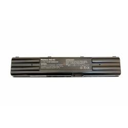 Аккумуляторная батарея Asus A42-A2 black 5200mAhr