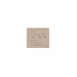 Aккумуляторная батарея Sanyo DB-L20 white 800mAh
