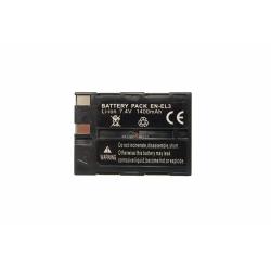 Aккумуляторная батарея Nikon EN-EL3 7.4V black 1400mAh