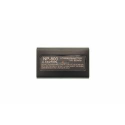 Aккумуляторная батарея Konica-Minolta NP-800 black 800mAh