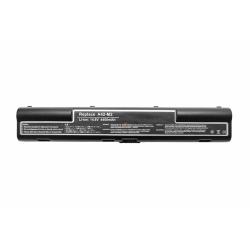 Аккумуляторная батарея Asus A42-M2 M2N black 4400mAhr