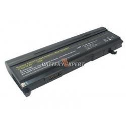 Аккумуляторная батарея Toshiba PA3465U Satellite A80 black 14.4V 4400mAhr