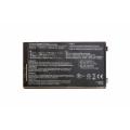 Аккумуляторная батарея Asus A32-F80 black 4800mAhr