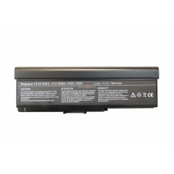Усиленная аккумуляторная  батарея Dell WW116 Inspiron 1420 6600mAh