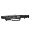 Оригинальная аккумуляторная батарея Roverbook Clevo C4500BAT-6 C4500 black 5200mAhr