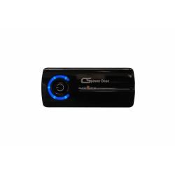 Универсальная внешняя аккумуляторная батарея Cameronsino CS-PW003B black 5600 mah
