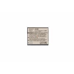Aккумуляторная батарея Cameronsino Sony NP-BN1 630mAh