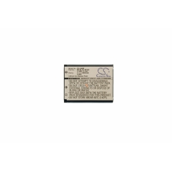 Aккумуляторная батарея Cameronsino Olympus LI-40B 660mAh