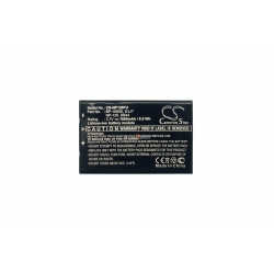 Aккумуляторная батарея Cameronsino Fujifilm NP-120 1800mAh