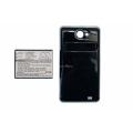 Усиленная аккумуляторная батарея Cameronsino Samsung Galaxy R GT-I9103 с черной крышкой 3200mah