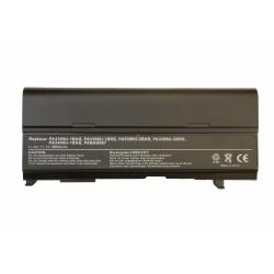Аккумуляторная батарея Toshiba PA3399U Satellite A100 black 8800mAhr