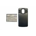Усиленная аккумуляторная батарея Cameronsino Samsung Galaxy Nexus GT-I9250 с черной крышкой 3500mah