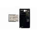 Усиленная аккумуляторная батарея Cameronsino Samsung Galaxy Note GT-N7000 с черной крышкой 5000mah
