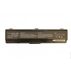 Аккумуляторная батарея Toshiba PA3534U Satellite A200 black 5200mAhr