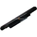 Аккумуляторная батарея Packard bell AL10E31 EasyNote NX86 black 6600mAhr
