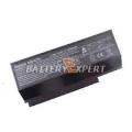 Аккумуляторная батарея Asus A42-G73 black 5200mAhr