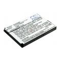 Аккумуляторная батарея Cameronsino Acer A7BTA040B Li-ion 1050mah