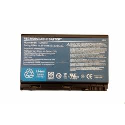 Аккумуляторная батарея Acer tm00741 Extensa 5210 black 5200mAhr