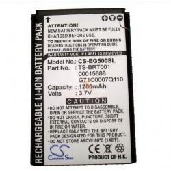 Аккумуляторная батарея Cameronsino Asus TS-BTR001 Li-ion 1200mah