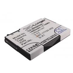 Аккумуляторная батарея Cameronsino Blackberry BAT-17720-002 Li-ion 1400mah