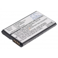 Аккумуляторная батарея Cameronsino Blackberry C-S2 Li-ion 1000mah