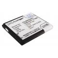 Аккумуляторная батарея Cameronsino Blackberry EM1 Li-ion 1000mah
