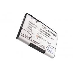 Аккумуляторная батарея Cameronsino Blackberry F-M1 Li-ion 1100mah