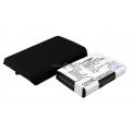 Аккумуляторная батарея Cameronsino Blackberry F-M1 LI-ion 2400mah
