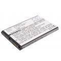 Аккумуляторная батарея Cameronsino Blackberry M-S1 Li-ion 1150mah