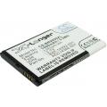 Аккумуляторная батарея Cameronsino Blackberry M-S1 Li-ion 1500mah