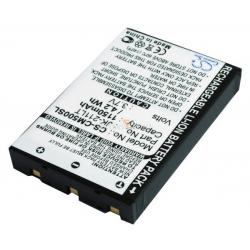 Аккумуляторная батарея Cameronsino Casio JK-211LT Li-ion 1150mah