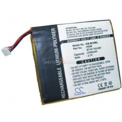 Аккумуляторная батарея Cameronsino Fujitsu H50B Li-Pol 2700mah