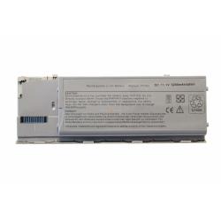 Аккумуляторная батарея Dell PC764 Latitude D620 silver 5200mAhr