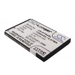 Аккумуляторная батарея Cameronsino HTC 35H00061-26M Li-ion 1100mah