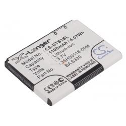 Аккумуляторная батарея Cameronsino HTC JAOE160 Li-ion 1100mah