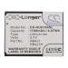 Аккумуляторная батарея Cameronsino Orange HB4J1 Li-ion 1100mah